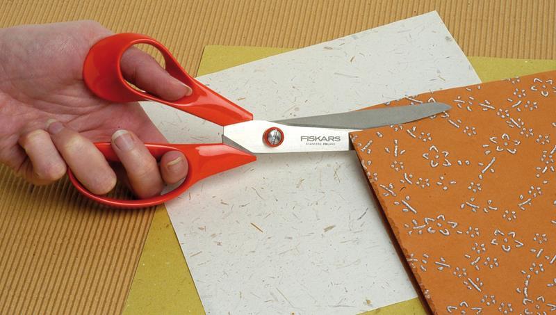Fiskars Scissors: General Purpose (LH): 21cm/8.25in