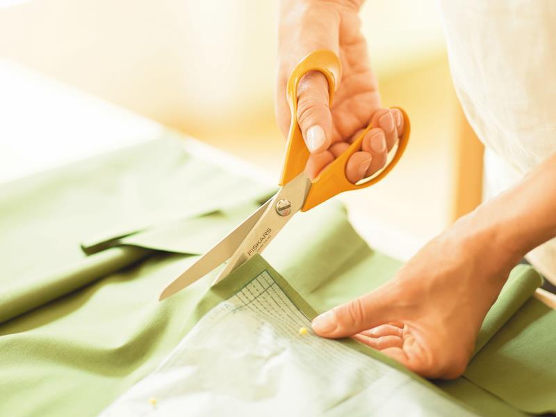 Fiskars Scissors: General Purpose (RH): 21cm/8.25in