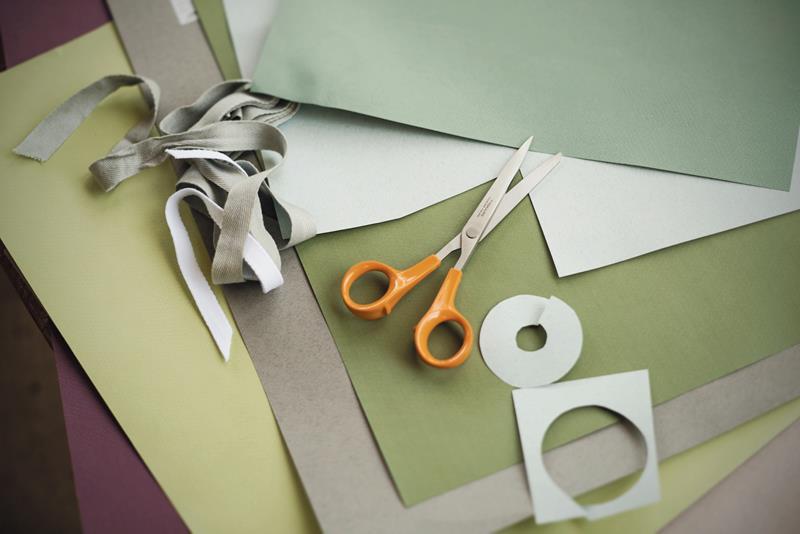 Fiskars Scissors: General Purpose: 16.5cm/6.5in
