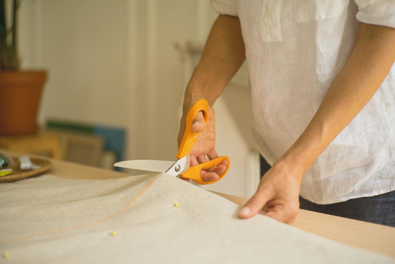Fiskars Scissors: Dressmaking Shears: 25cm/10in