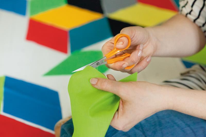 Fiskars Scissors: Embroidery / Needlework: 12.5cm/5in