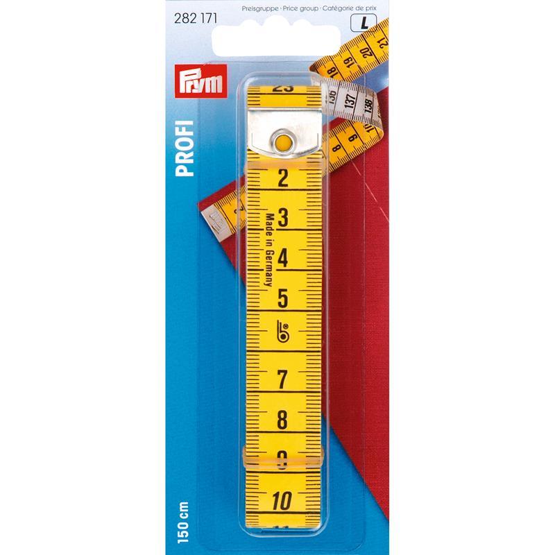 Tape Measure Profi Cm/Cm 150 Cm