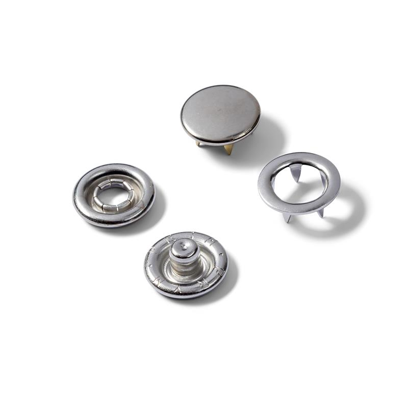 Refill Packs Brass For 390120 - Silver Coloured Cap - 10mm 390104