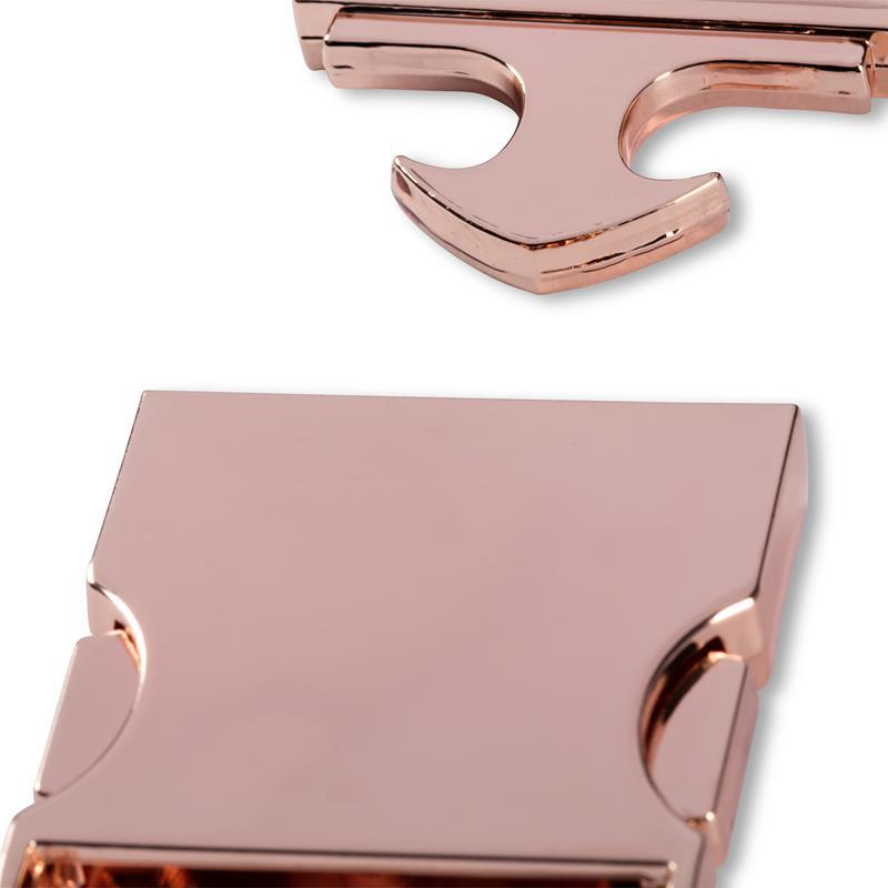 Belt Buckle 30mm Rosegold