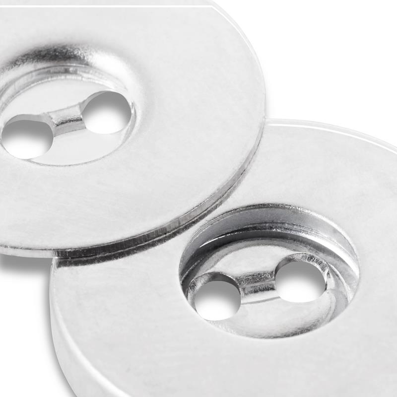 Magnetic Sew-On Buttons 19mm