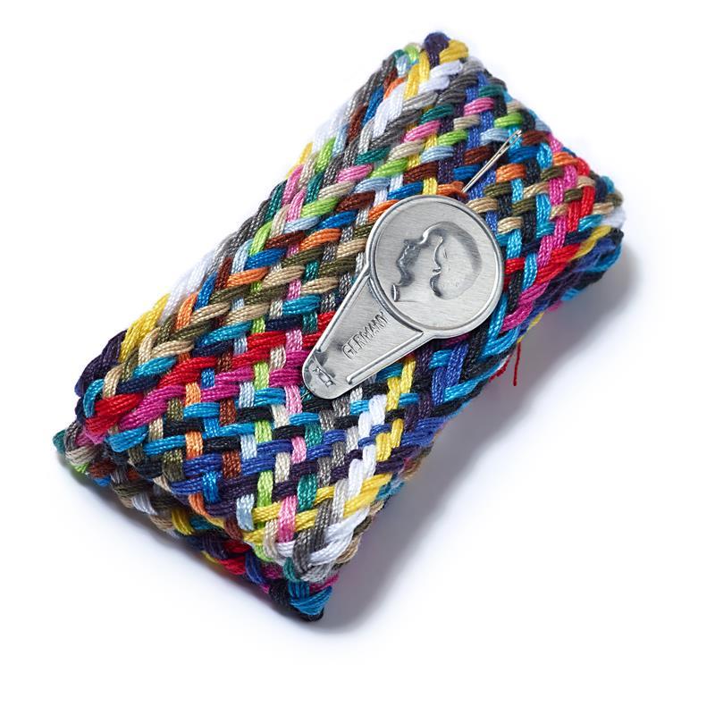 Sewing Thread Plait, Needle & Threader