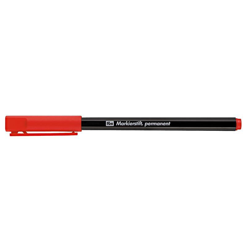 *Laundry Marking Pen Permanent Red