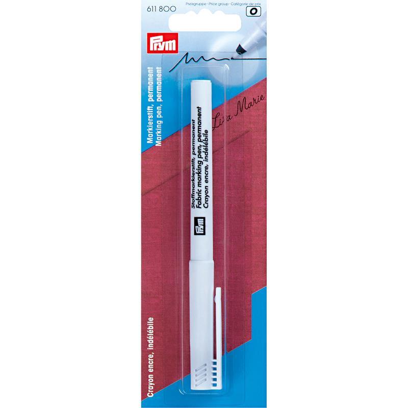 Marking Pen Permanent Extra Fine Black
