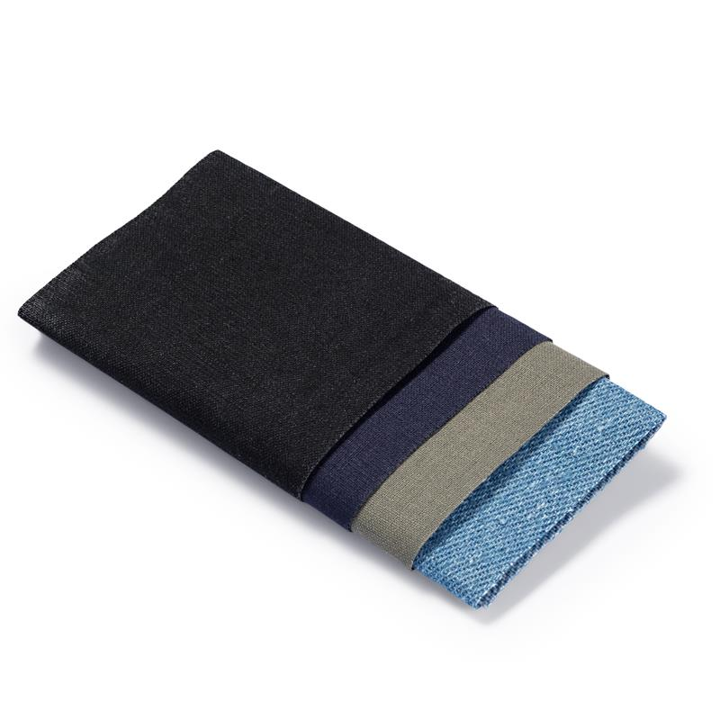 Repair Sheet Cotton Iron-On 14 X 7cm Assorted Colours