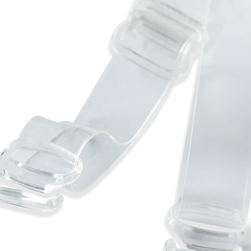 Neckholder Bra Strap 10mm Transparent
