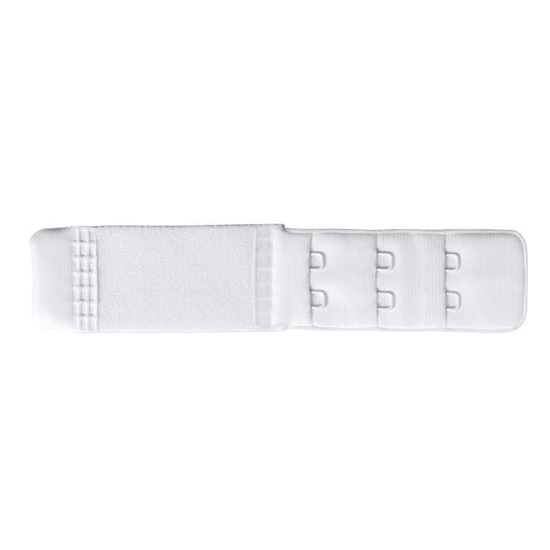 Bra Extender 25mm 3 X 2 Hooks  - Contents: 1pc