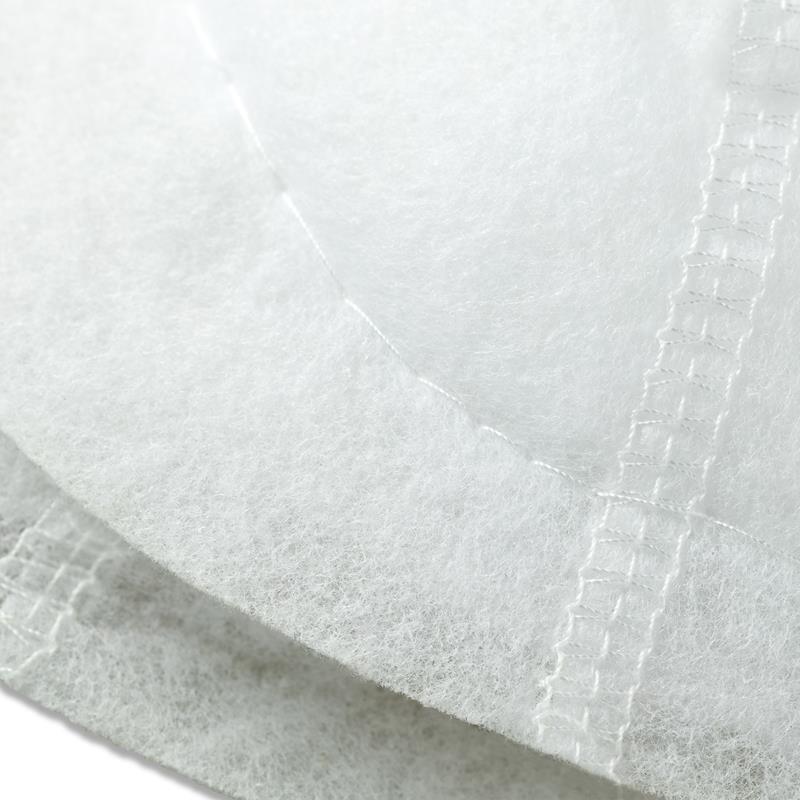 Shoulder Pads Raglan Wadding White One Size