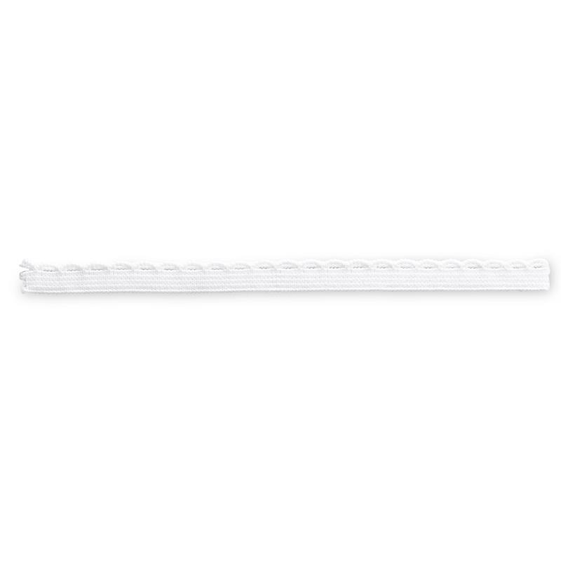 Elastic-Fancy Lace 10mm - Contents: 2 Metres