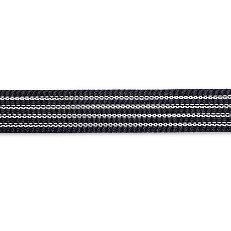 Elastic Waistband Non-Slip 25mm - Contents: 1.2 Metres