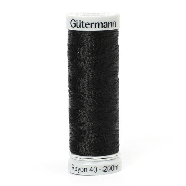 Gutermann Sulky Rayon Thread - 200m