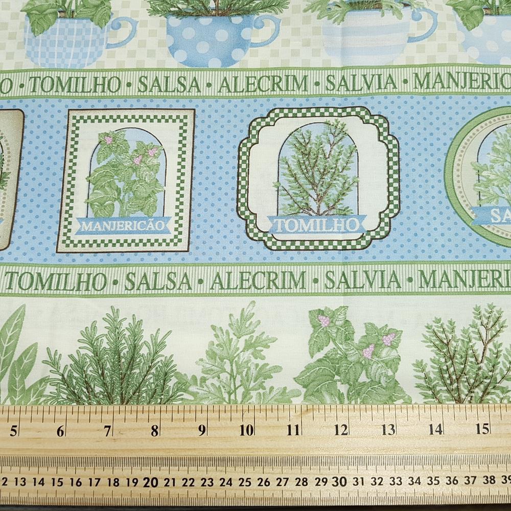Herbs - Craft Cotton - 5m Bolt