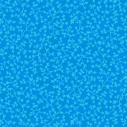 Craft Cotton - Quilters Coordinates   4515 - MS19-36BlueBAC