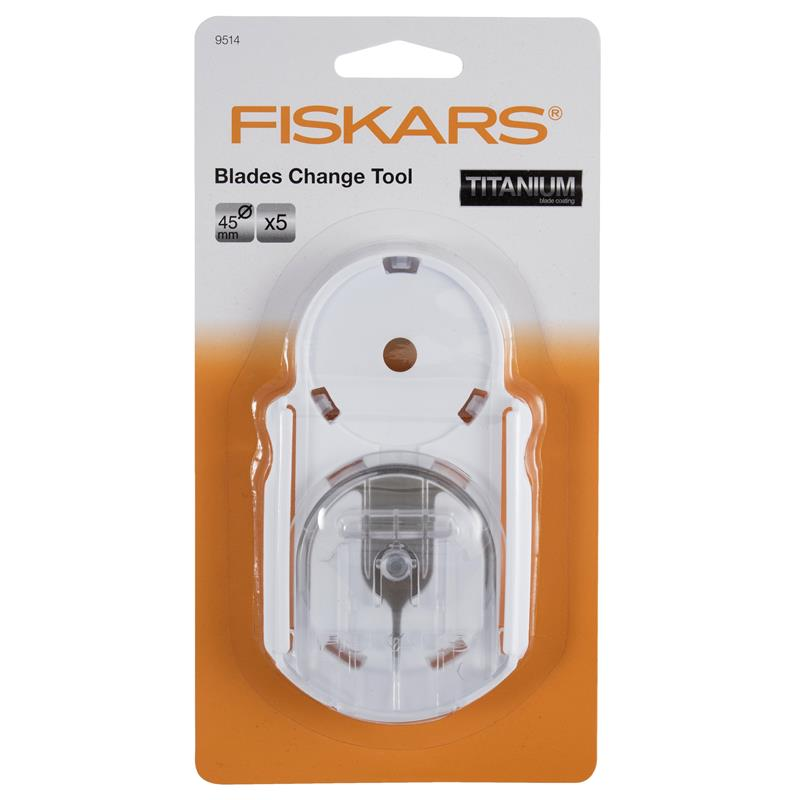 Fiskars Blade Changing Tool: No-Touch: Titanium