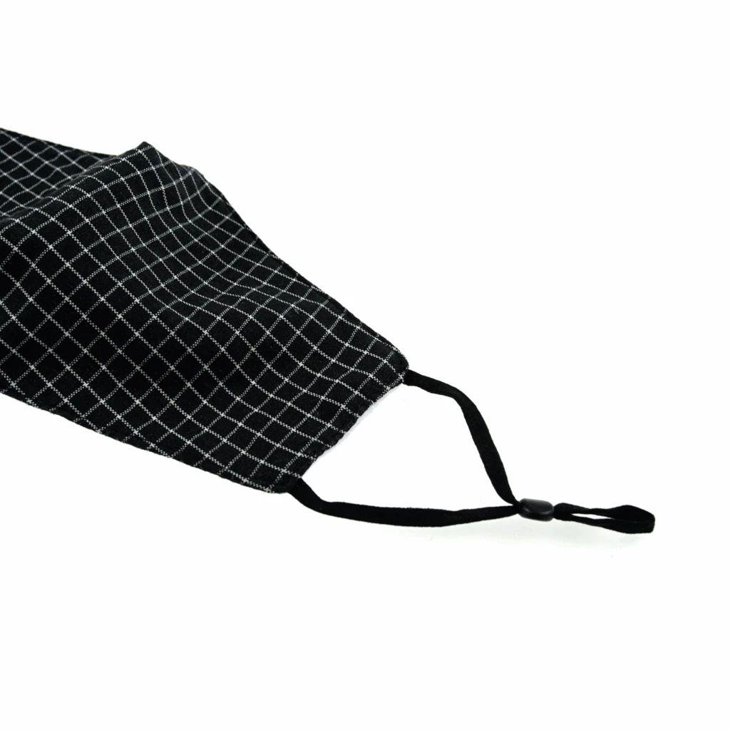 Mask Elastics - Black - Trimits
