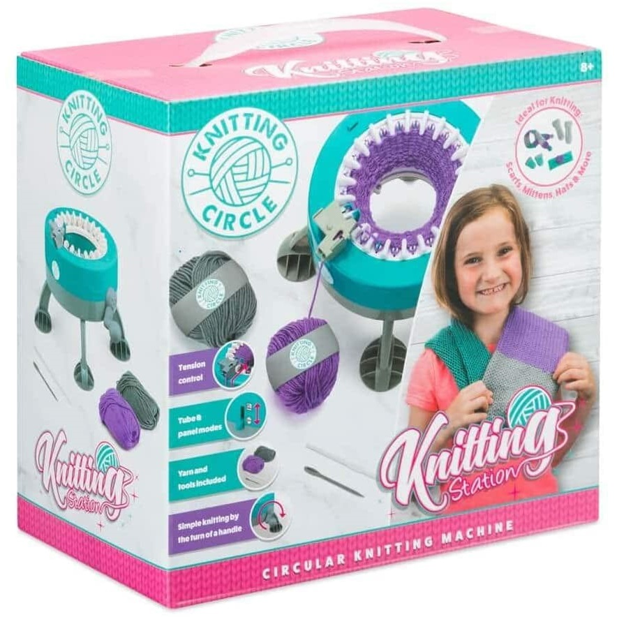Knitting Station - Knitting Circle