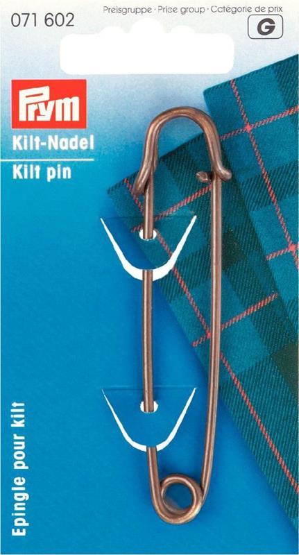 Kilt Pin 76mm x 1