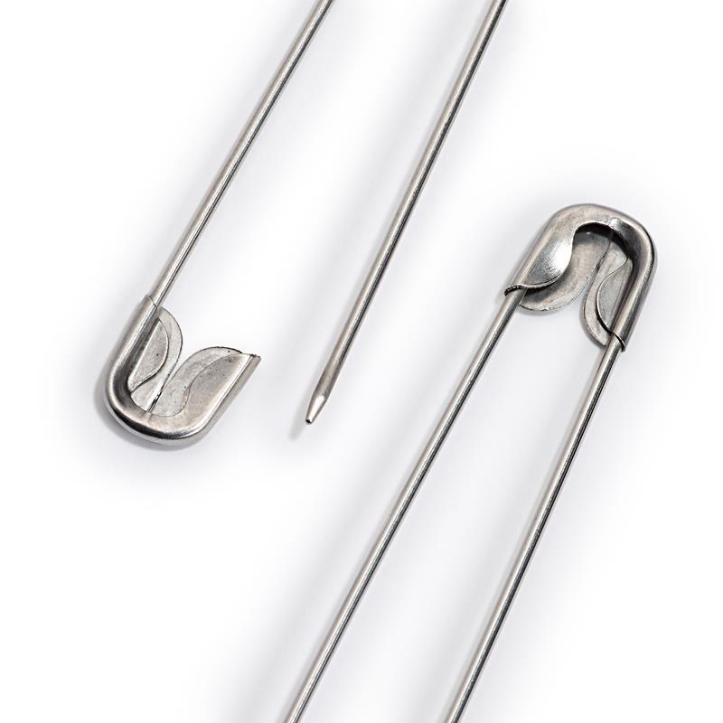 Stitch Holder Stainless Steel 135mm Silver