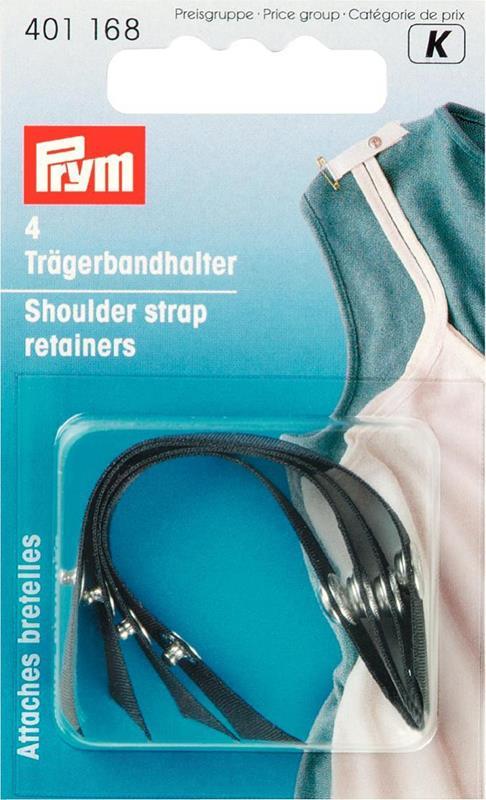 Shoulder Strap Retainers