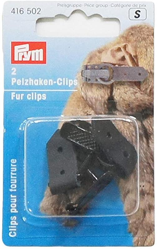 Fur Hook Clips