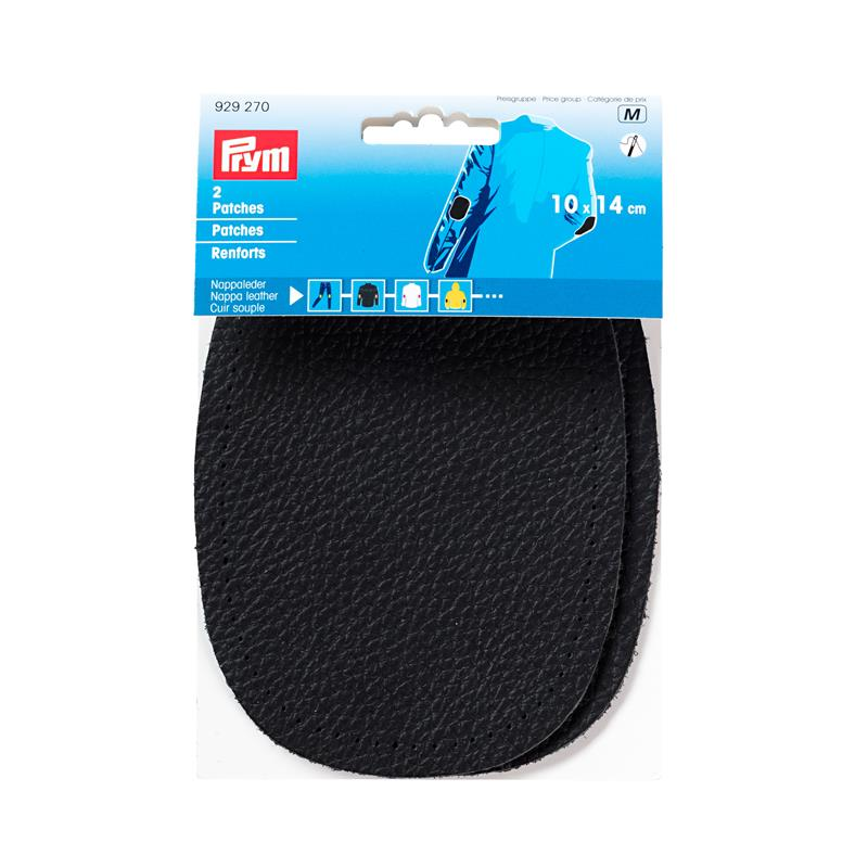 Sew-On Nappa Leather Patches 10 X 14 cm