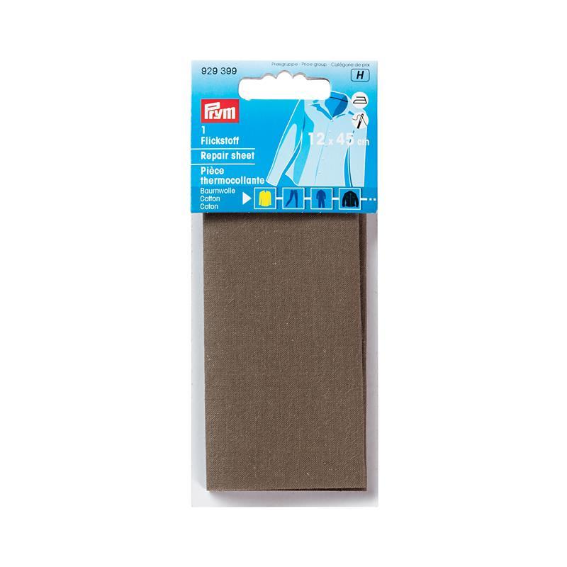 Repair Sheet Cotton Iron-On 12 X 45cm