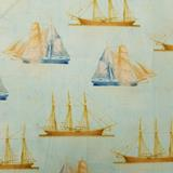 Clearance Craft Cottons - Tall Ships