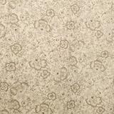 Clearance Craft Cottons - Grey Floral on White