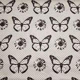 Basically Black+White - Butterflies White - Patrick Lose