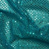 MATT Poly Sequin Fabric