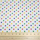 Polka Dots - Large - Polycotton
