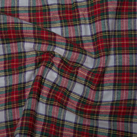 Brushed Cotton Tartans