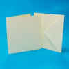 Ivory Cards & Envelopes - Craft UK